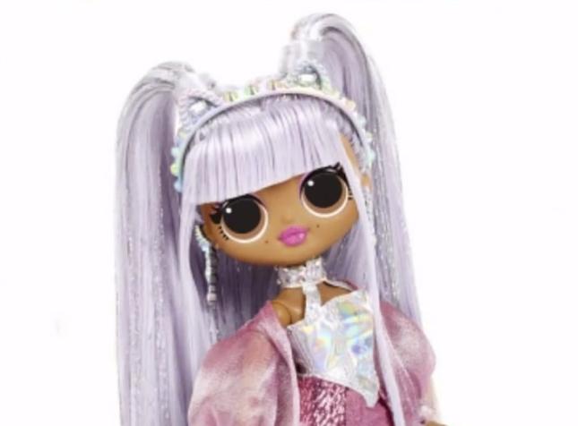 LOL Remix OMG Kitty Queen Doll