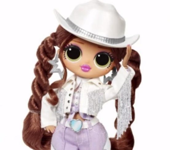 LOL Remix OMG Line Dancer dolls