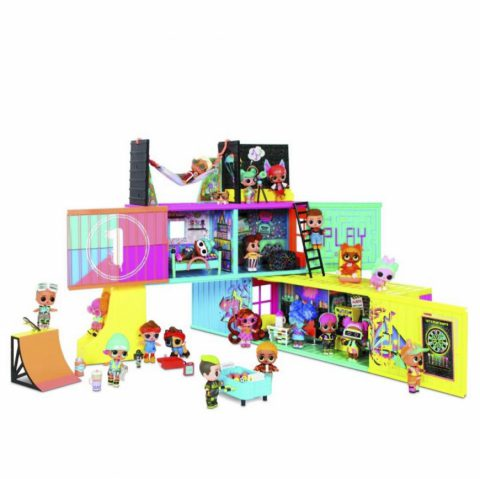 LOL Surprise Clubhouse Playset release date