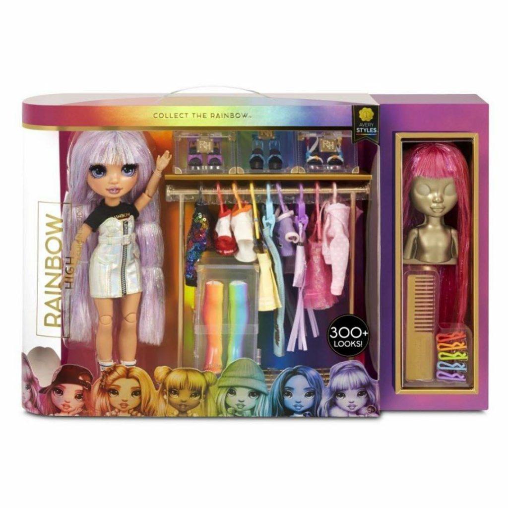 Rainbow High dolls 126