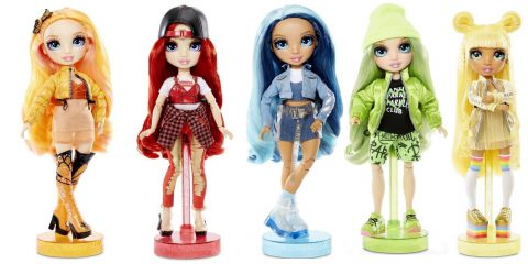 Rainbow Surprise Rainbow High fashion dolls