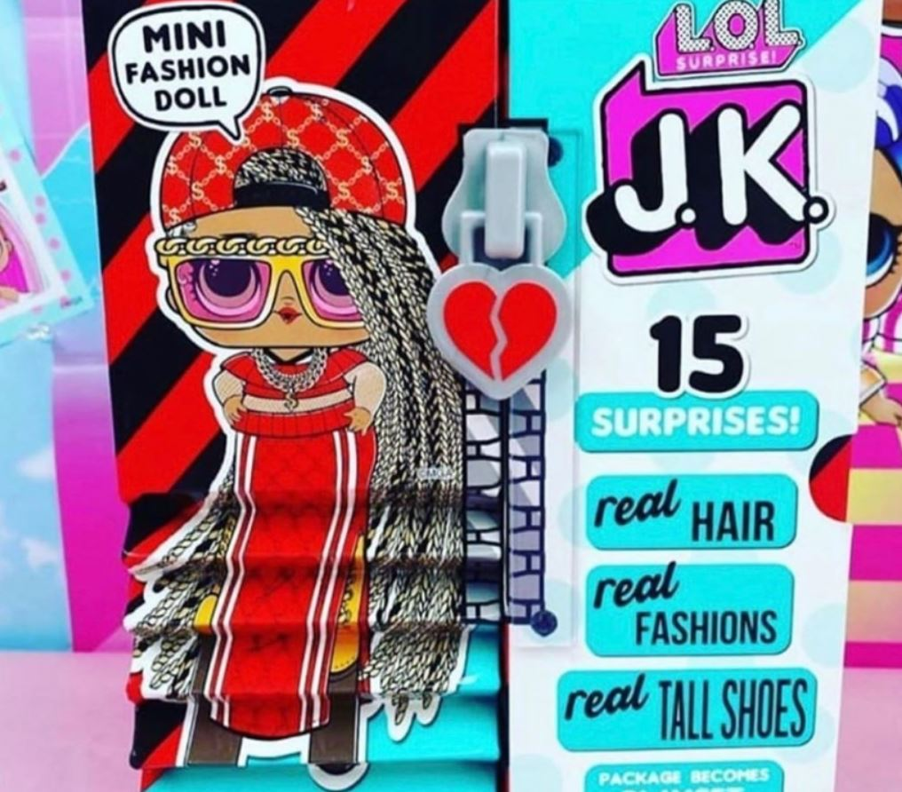 Lol Surprise J K Doll S1 Fashion Tots M C Swag Doll Where To Buy Price