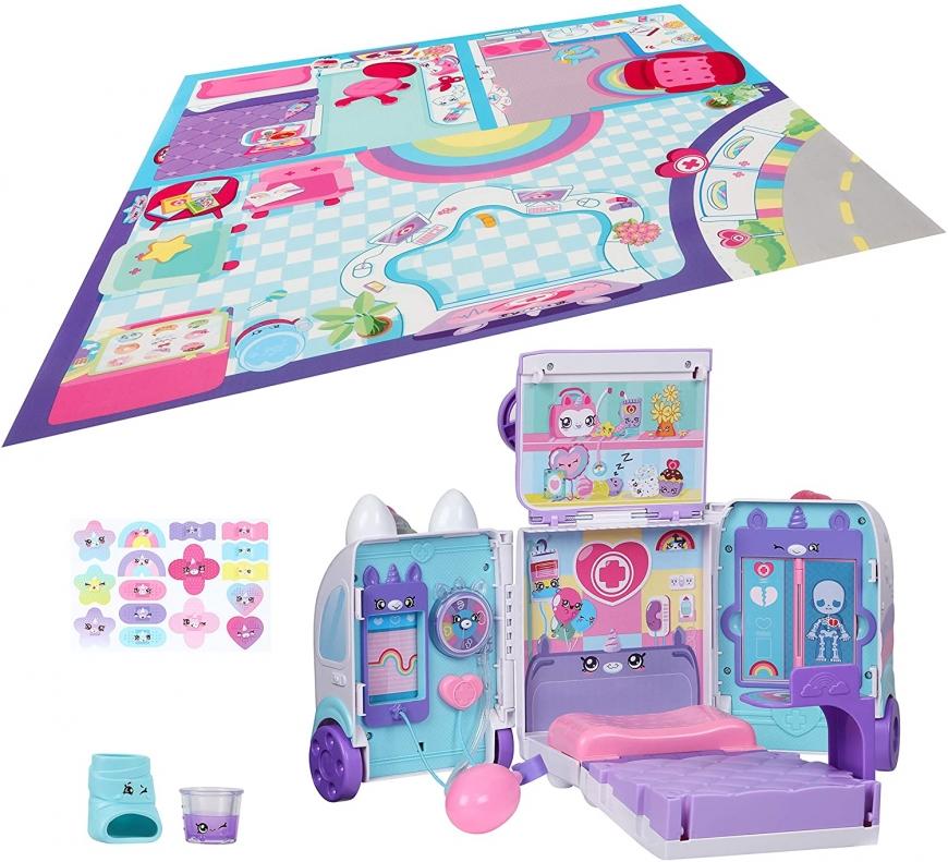 Kindi Kids Ambulance Playset - Kindi Fun Unicorn Ambulance where to buy