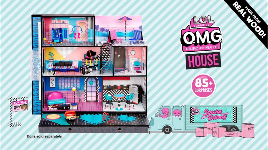 L.O.L. Surprise! O.M.G. House release date