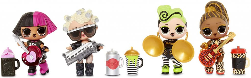 L.O.L. Surprise! O.M.G. Remix Super Surprise – 70+ Surprises, 4 Fashion Dolls & 4 Dolls release