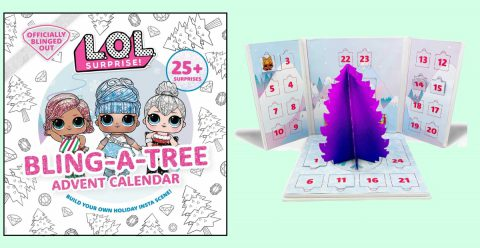 L.O.L. Surprsie Bling-A-Tree Advent Calendar