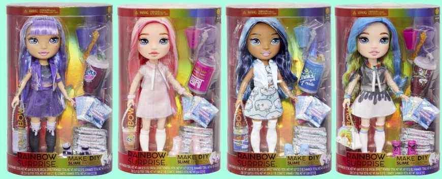 Poopsie Rainbow Surprise Dolls
