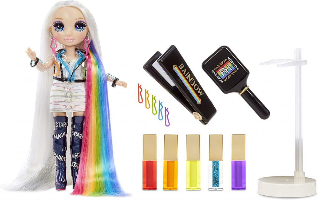 Rainbow High Hair Studio – Create Rainbow Hair with Exclusive Doll buy it now