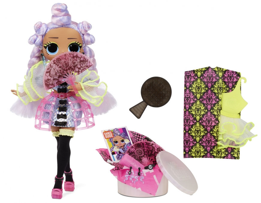 LOL OMG Dance Dance Dance dolls collection. Realise date. Video review. Where to buy? Price