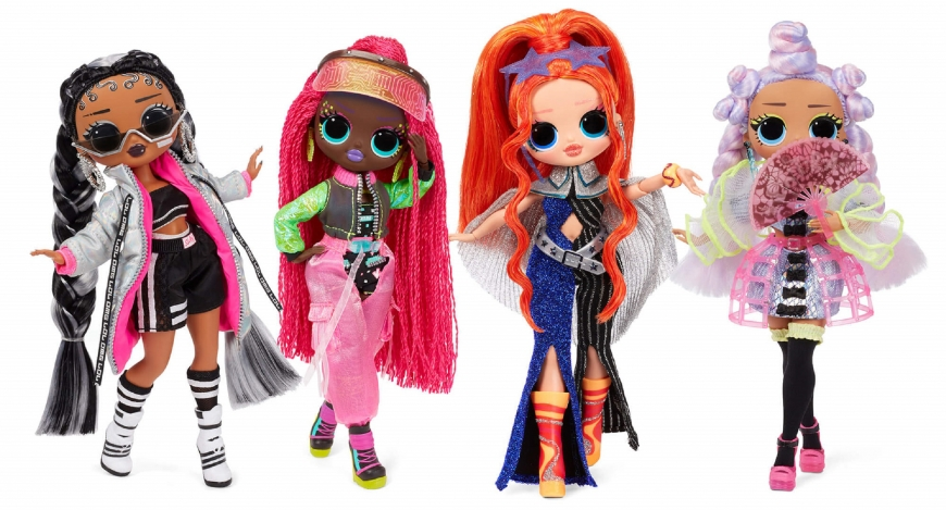 LOL OMG Dance Dance Dance dolls. Where to buy? Realise date. How much is the pay?
