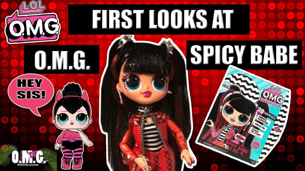 LOL OMG Series 4 dolls from opposite clubs: Sweets and Spicy Babe. Video review. Where to buy? Price? Realise date