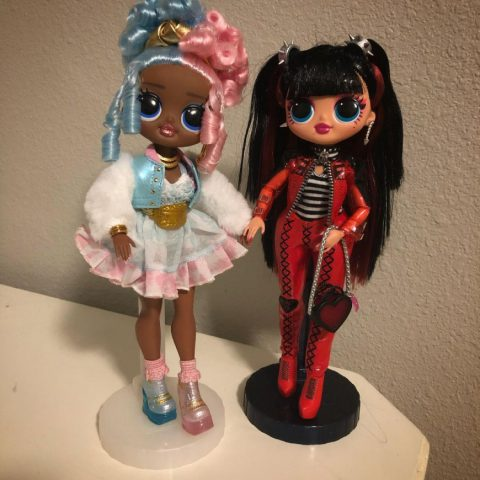 Realise date. Where to buy? Price. Video riviewLOL OMG Series 4 dolls from opposite clubs: Sweets and Spicy Babe.