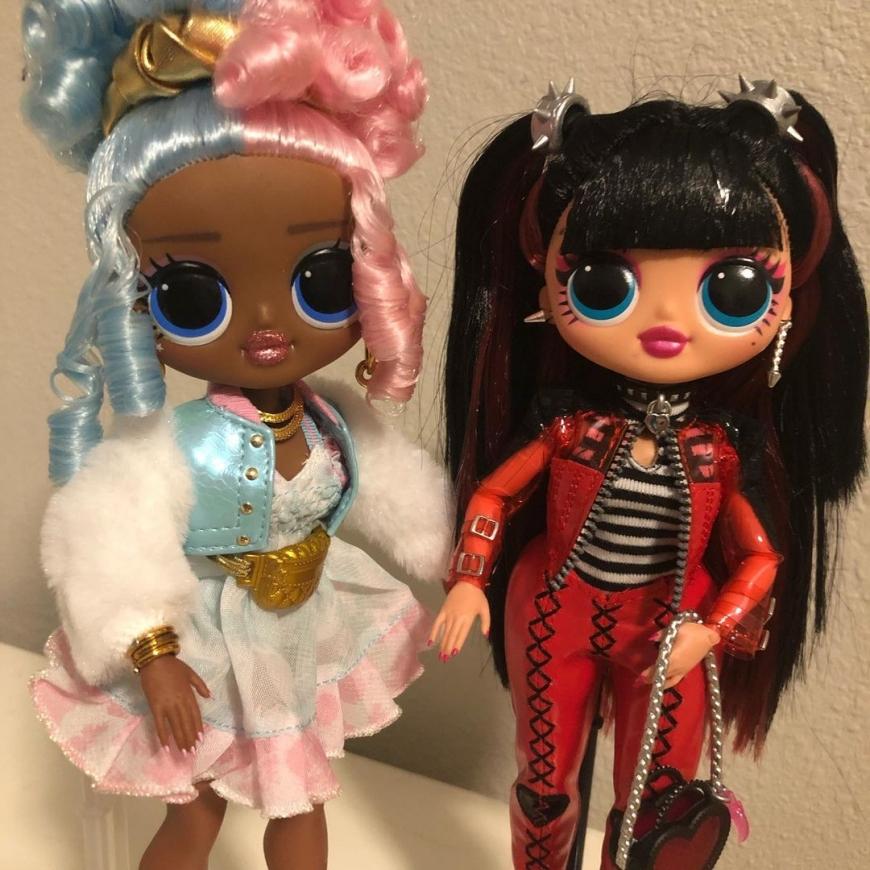 LOL OMG Series 4 dolls from opposite clubs: Sweets and Spicy Babe. Price. Where to buy? Realise date