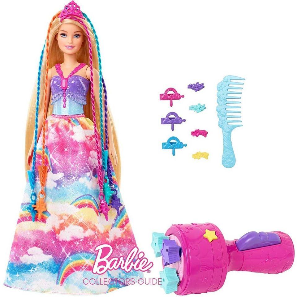 Where tobuy?Price. Realise date. Barbie Dreamtopia - GTG00 2021