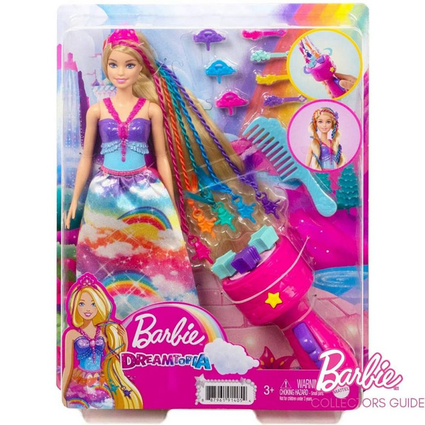 Barbie Dreamtopia - GTG00 The Price. Where can I buy it? Realise date