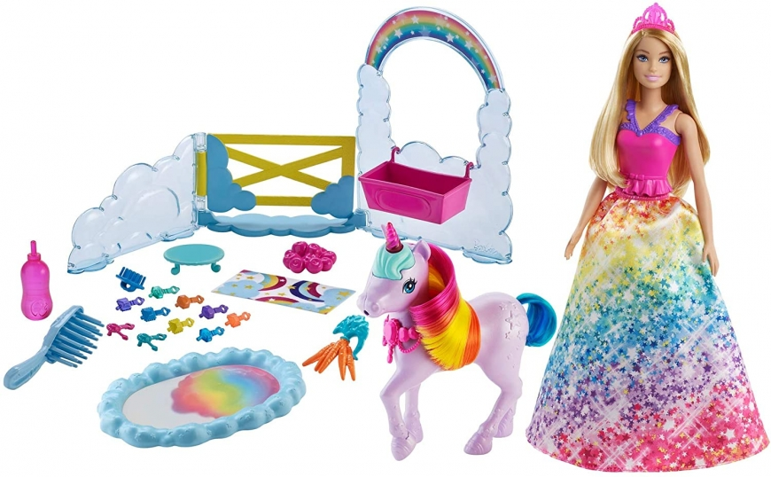 Barbie Dreamtopia doll with unicorn, Nurturing Playset. Where to buy?Realise date. What is the price?