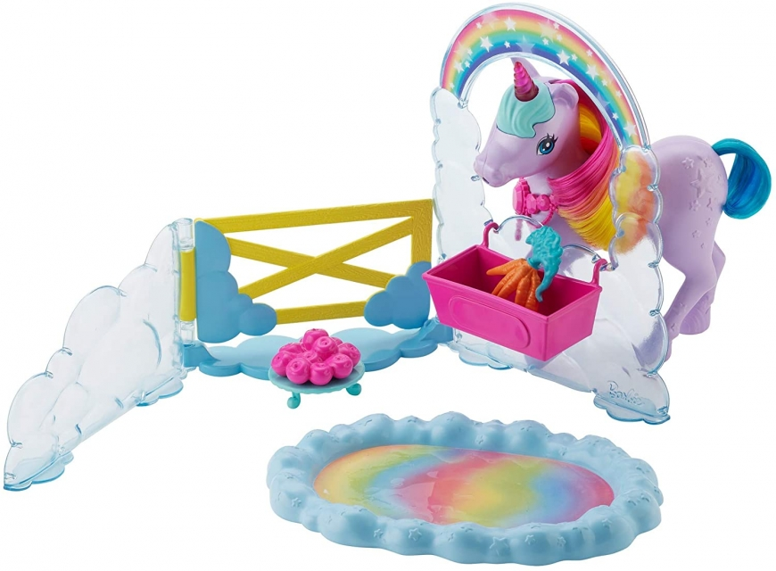 Barbie Dreamtopia doll with unicorn, Nurturing Playset. Realise date. Where can I buy it? What is the price?