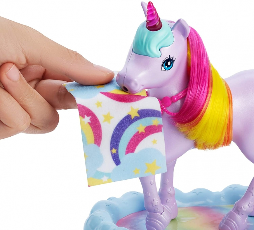 Where to buy? Price. Realise date. Barbie Dreamtopia doll with unicorn, Nurturing Playset