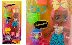 Cave Club Ruly doll from Mattel - Where to buy? What is the price? Realise date