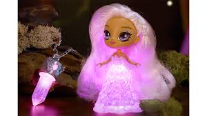 Crystalina : glowing fairy dolls from SKYROCKET - Where to buy? What is the price? Realise date