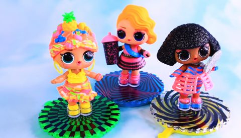 LOL Surprise Dance Dance Dance Dolls: Wave 2 - Chica Chica, Radio Queen, Rumba Grrrl! Where to buy? Price. Realise date