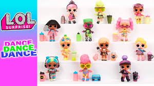 Watch review. Where to buy? What is the price? Realise dateLOL Surprise Dance Dance Dance – second wave of neon light dolls