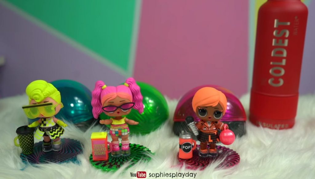 LOL Surprise Dance Dance Dance Dolls with 8 surprises. Where to buy? Price. Video review. Realise date.