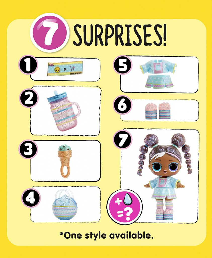 LOL Surprise Spring Sparkle - Bunny Hun and Chick-a-Dee - limited edition. Surprises. What is the realise date? How much is it? Where can I buy it? Video review