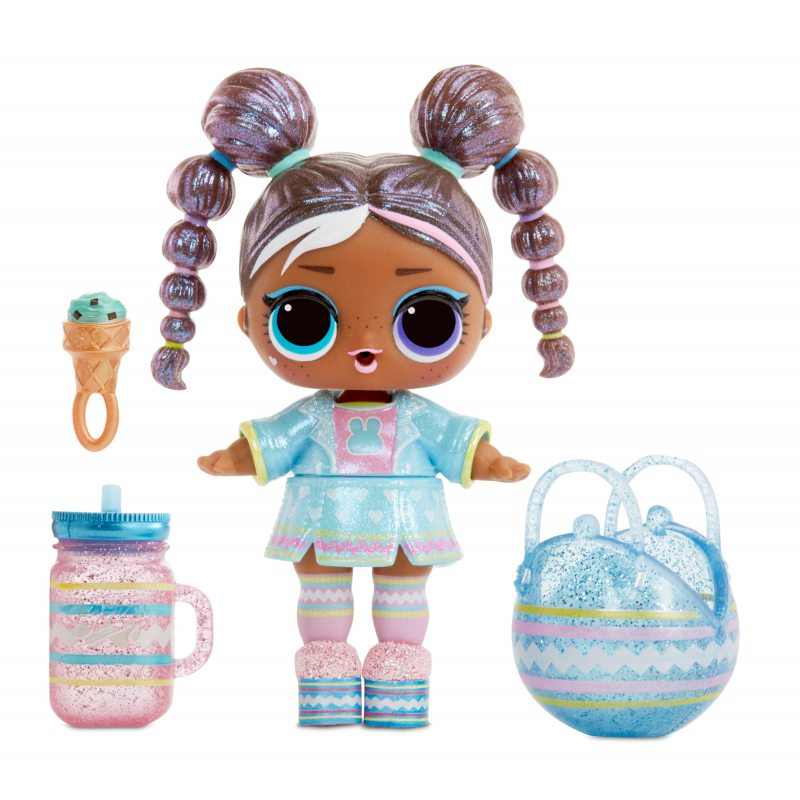 LOL Surprise Spring Sparkle - Bunny Hun and Chick-a-Dee - limited edition. Surprises. Price. Video review. Where to buy?Realise date
