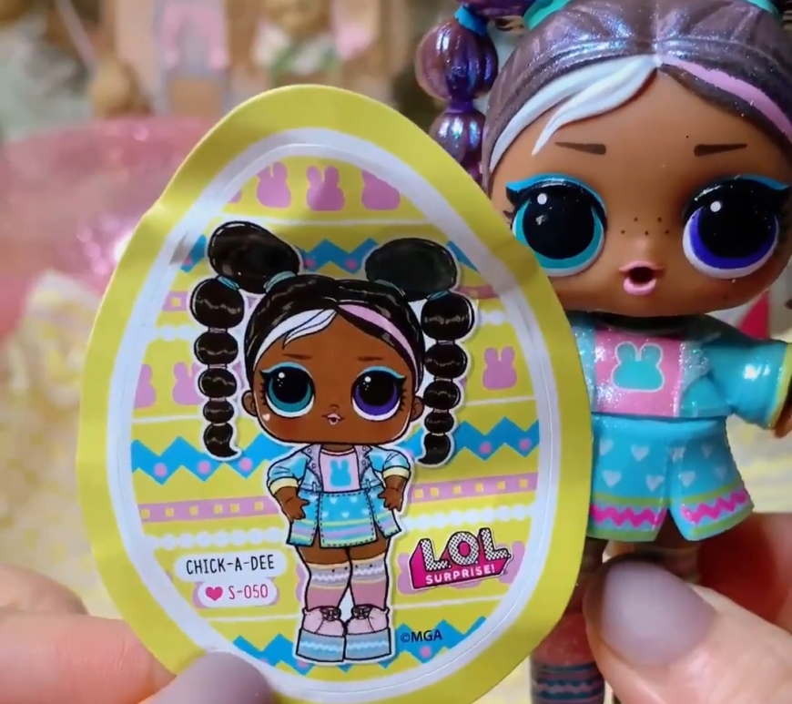 LOL Surprise Spring Sparkle - Bunny Hun and Chick-a-Dee - limited edition. Where to buy? Price. Realise date. Video review