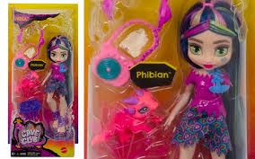 Mattel Cave Club Lumina doll - Where to buy? What is the price? Realise date