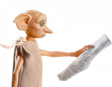 Dobby The House Elf doll (Harry Potter) from Mattel - Where to buy? How much is the price? Realise date