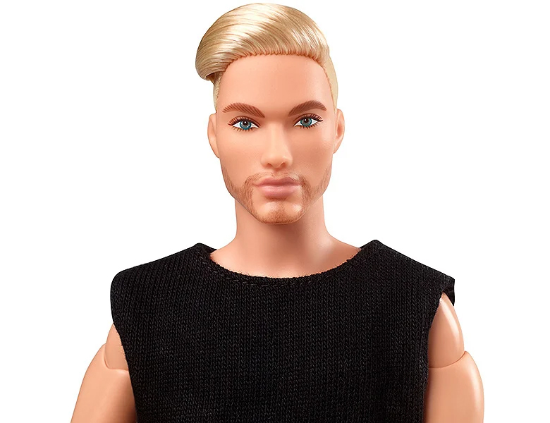 Barbie Signature Looks Ken Doll 2021 - Blonde with Facial Hair - Where to buy? What is the price? Realice date