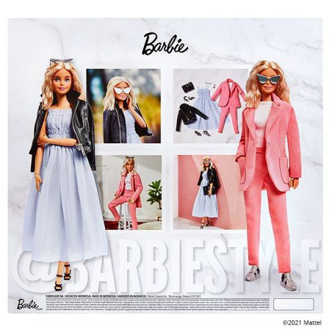 First Barbie BarbieStyle Signature doll - Where to buy? How much is the price? Realise date
