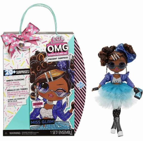 LOL OMG Presents Surprise Birthday Themed Doll: Miss Glam - Where to buy? What is the price? Realise date