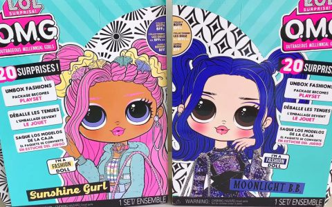 LOL OMG Series 5 dolls Moonlight B.B. and Sunshine: Opposites Club characters - Where to buy? How much is the price? Realise date