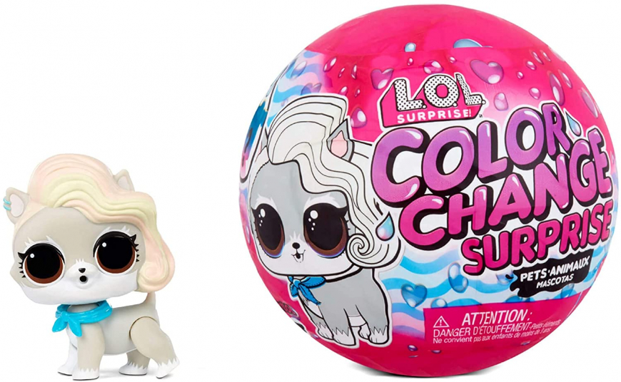 LOL Surprise Color Change Surprise Pets 2021 - Where to buy? What is the price? Realise date