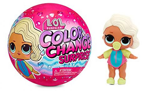 LOL Surprise Color Change dolls 2021 - Where to buy? What is the price? Realise date