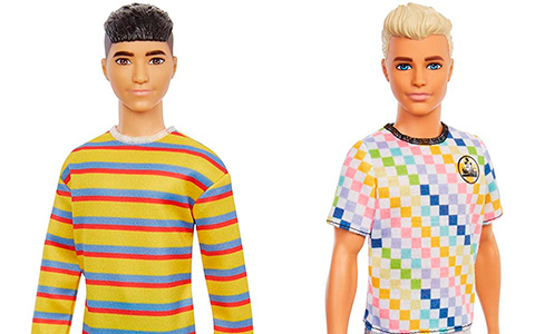New Barbie Fashionistas Ken dolls 2021 - Where to buy? What is the price? Realise date