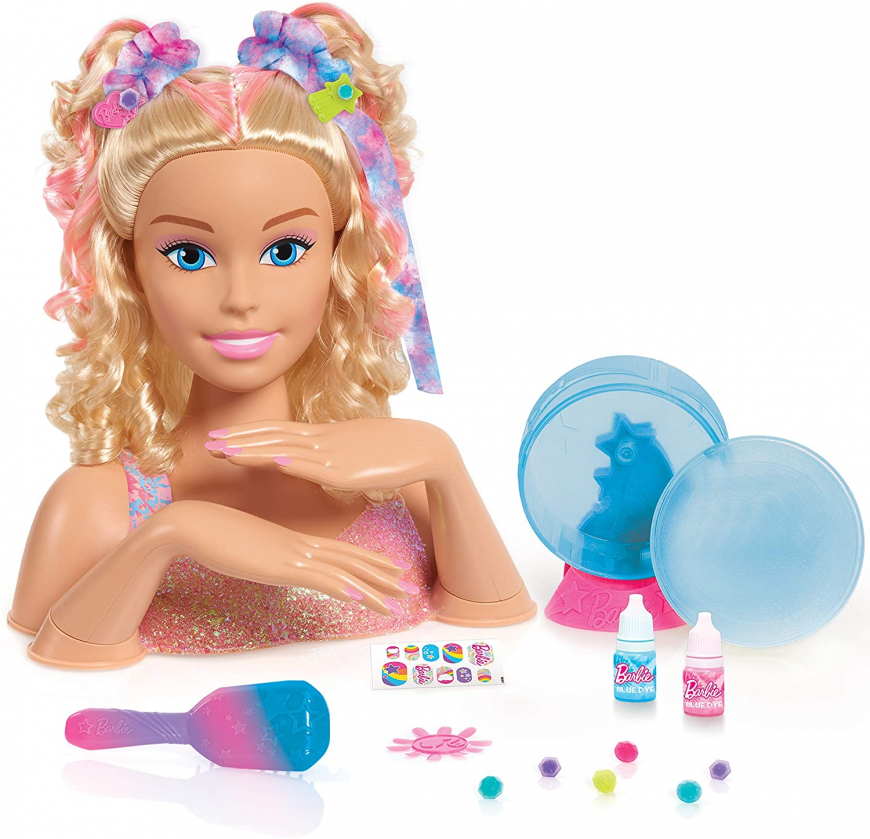 Barbie Deluxe Styling Heads 2021 - Where to buy? What is the price? Realise date