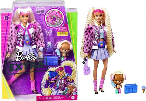 Barbie Extra Doll 2021 - Where to buy? How much is the price? Realise date
