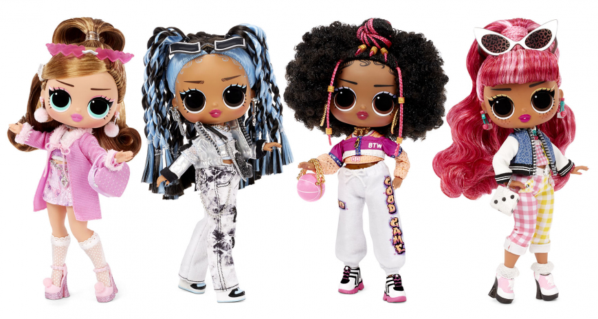 New Release: LOL Surprise BTW Tweens Dolls: 4 Characters in Series 1 - Where to buy? What is the price? Realise date