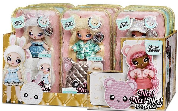 Na Na Na Surprise Glam Series dolls: Where to buy? How much is the price? Realise date
