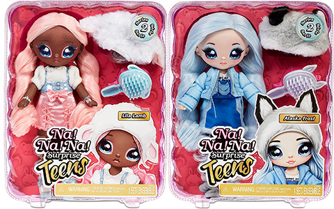 Na Na Na Surprise Teens series 2 dolls - Where to buy? How much is the price? Realise date