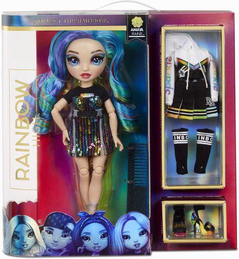 Rainbow High Amaya Raine – Rainbow Fashion Doll - Where to buy? What is the price? Realise date