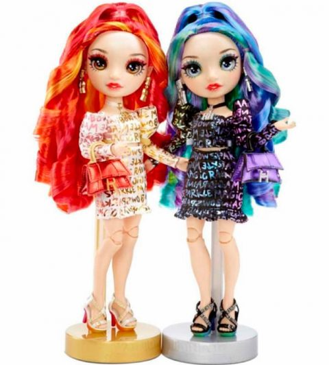 Rainbow High Twins 2-Pack doll set - Where to buy? What is the price? Realise date