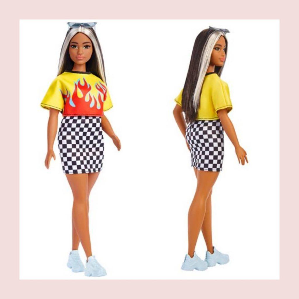 Barbie Fashionistas Doll №179