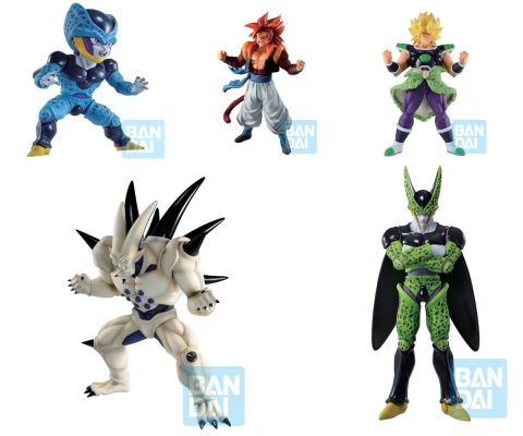Dragon Ball Z and GT 2022