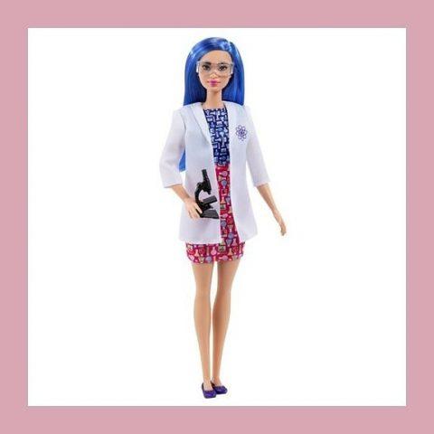 New Scientist Doll