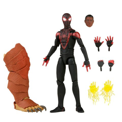 Spider-Man 3 Marvel Legends Miles Morales